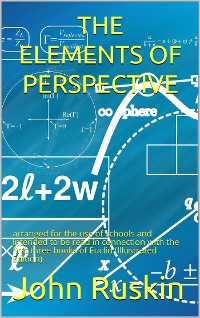 Cover The Elements of Perspective / arranged for the use of schools and intended to be read / in connection with the first three books of Euclid