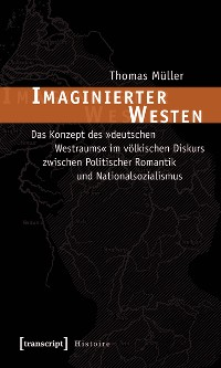 Cover Imaginierter Westen