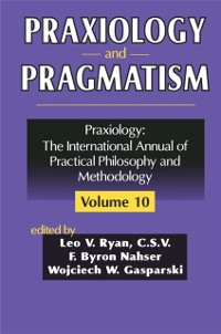 Cover Praxiology and Pragmatism