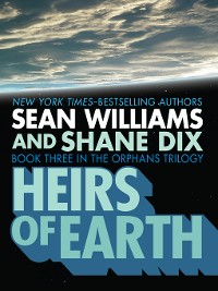 Cover Heirs of Earth