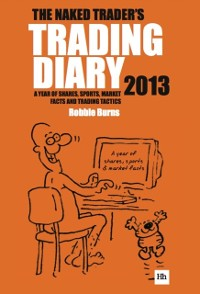 Cover Naked Trader Diary 2013