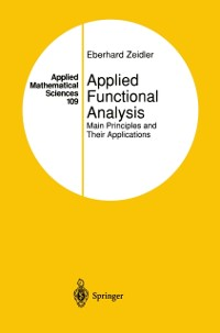 Cover Applied Functional Analysis