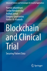 Cover Blockchain and Clinical Trial