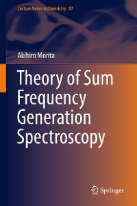 Cover Theory of Sum Frequency Generation Spectroscopy