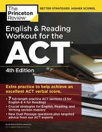 Cover English and Reading Workout for the ACT, 4th Edition