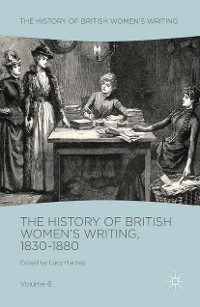 Cover The History of British Women's Writing, 1830-1880