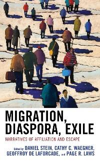 Cover Migration, Diaspora, Exile