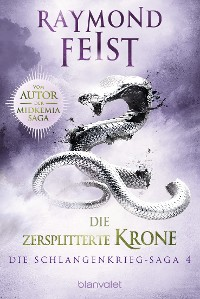 Cover Die Schlangenkrieg-Saga 4