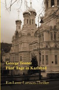 Cover Fünf Tage in Karlsbad
