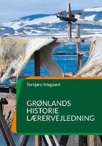 Cover Grønlands Historie