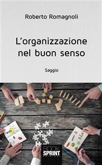 Cover L'organizzazione nel buon senso