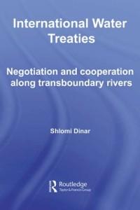 Cover International Water Treaties