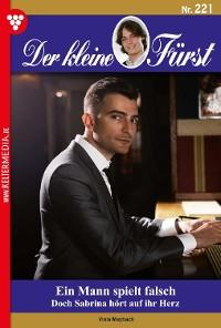 Cover Der kleine Fürst 221 – Adelsroman