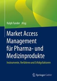 Cover Market Access Management für Pharma- und Medizinprodukte