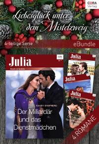 Cover Liebesglück unter dem Mistelzweig (4-teilige Serie)