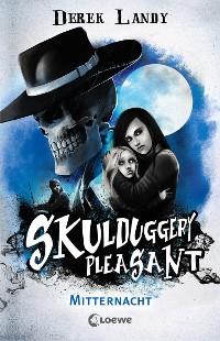 Cover Skulduggery Pleasant - Mitternacht