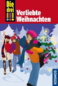 Cover Die drei !!!, 39, Verliebte Weihnachten (drei Ausrufezeichen)