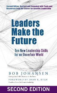 Cover Leaders Make the Future