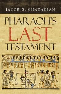Cover Pharaoh's Last Testament