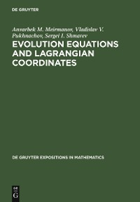 Cover Evolution Equations and Lagrangian Coordinates