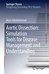 Cover Aortic Dissection: Simulation Tools for Disease Management and Understanding