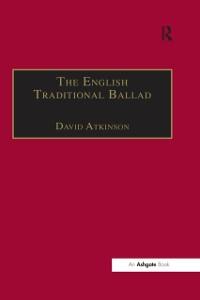 Cover English Traditional Ballad
