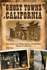 Cover Ghost Towns of California