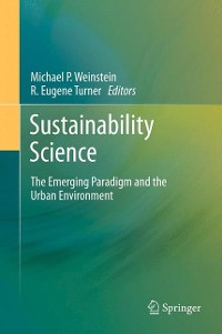 Cover Sustainability Science