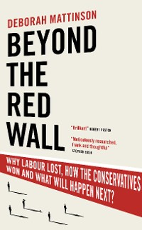 Cover Beyond the Red Wall