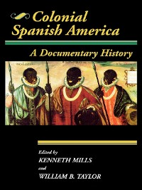 Cover Colonial Spanish America