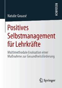 Cover Positives Selbstmanagement für Lehrkräfte