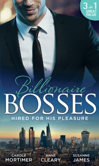 Cover Hired For His Pleasure: The Talk of Hollywood / Keeping Her Up All Night / Buttoned-Up Secretary, British Boss
