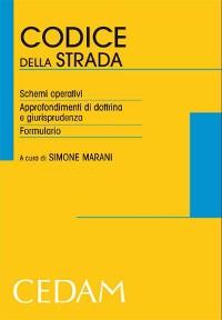 Cover Codice della strada.