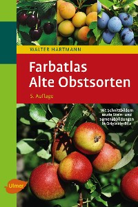 Cover Farbatlas Alte Obstsorten