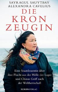 Cover Die Kronzeugin