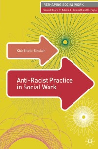 Cover Anti-Racist Practice in Social Work