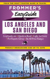 Cover Frommer's EasyGuide to Los Angeles and San Diego