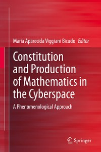 Cover Constitution and Production of Mathematics in the Cyberspace