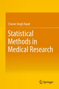 Cover Statistical Methods in Medical Research