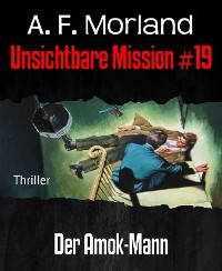 Cover Unsichtbare Mission #19