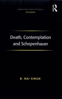 Cover Death, Contemplation and Schopenhauer