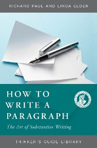 Cover How to Write a Paragraph