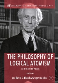 Cover The Philosophy of Logical Atomism