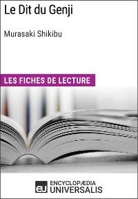 Cover Le Dit du Genji de Murasaki Shikibu