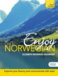 Cover Enjoy Norwegian Intermediate to Upper Intermediate Course
