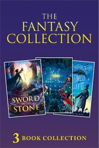 Cover 3-book Fantasy Collection: The Sword in the Stone; The Phantom Tollbooth; Charmed Life (Collins Modern Classics)