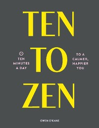 Cover Ten to Zen