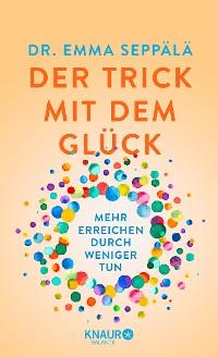 Cover Der Trick mit dem Glück
