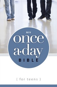 Cover NIV, Once-A-Day Bible for Teens, eBook