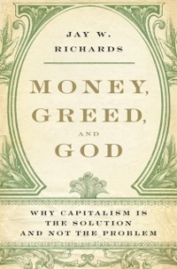 Cover Money, Greed, and God